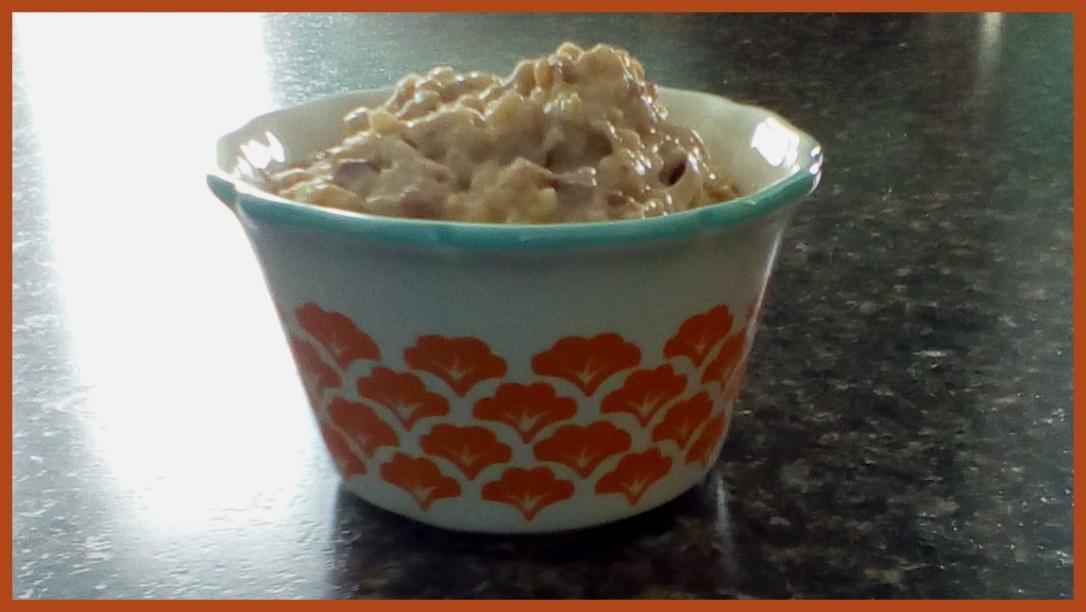 creamy crockpot cranberry oatmeal