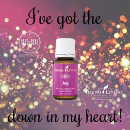 Joy-in my heart