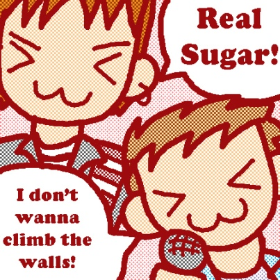 no to sugar