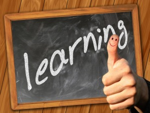 learning-thumbs up