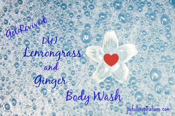 lemongrass bodywash