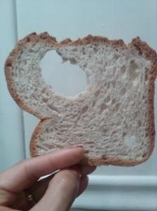 store bread