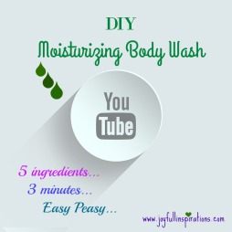 body wash video