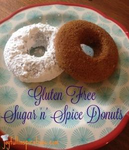 sugar n spice donuts