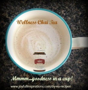 Wellness Chai Tea Latte