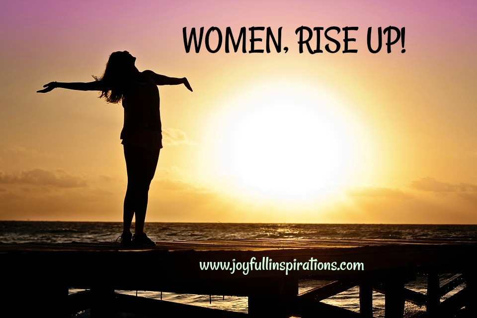 Women, RISE UP! thumbnail
