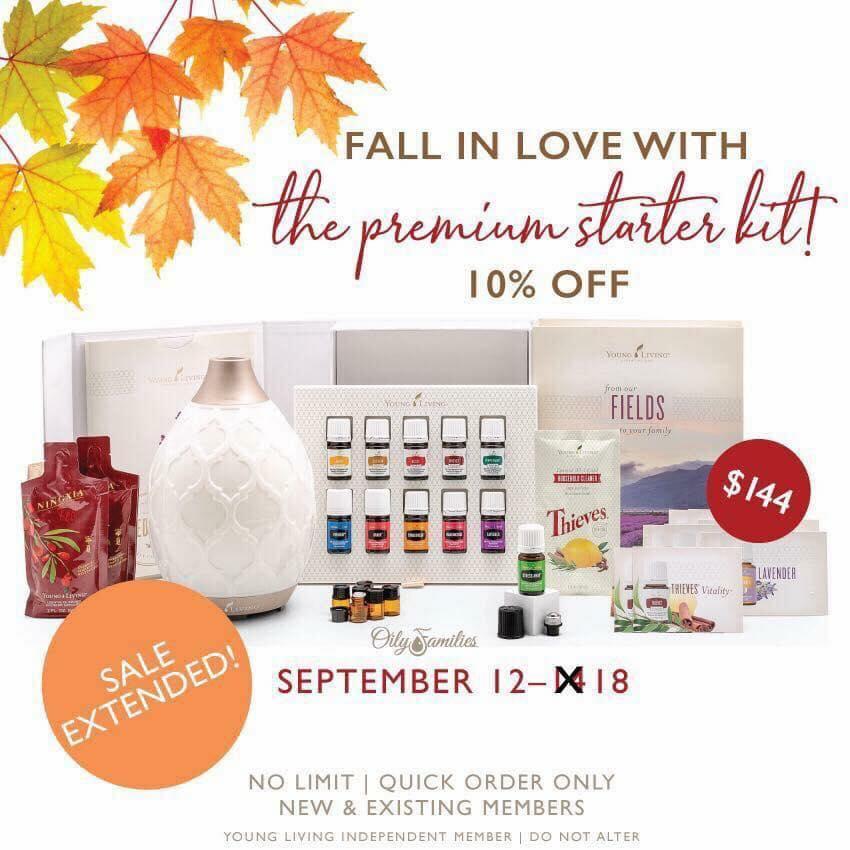 Sale on Kit September