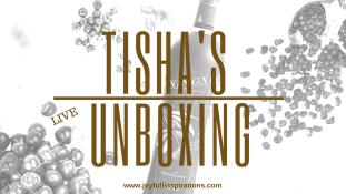 tisha's unboxing